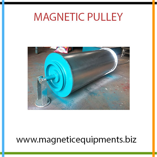Magnetic Pulley india