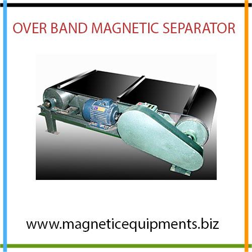Over Band Magnetic Separator manufacturer