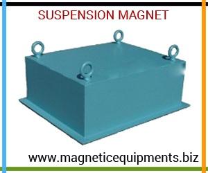 Suspension Magnet Manufacturer