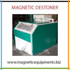 Magnetic Equipments in Gabon