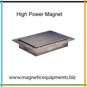 High Power Magnet