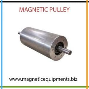 Magnetic Pulley Manufacturer, Supplier and Exporter in Ahmedabad, Gujarat, India