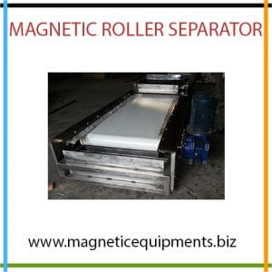 Magnetic Roller Separator Supplier and Exporter in Ahmedabad, Gujarat, India
