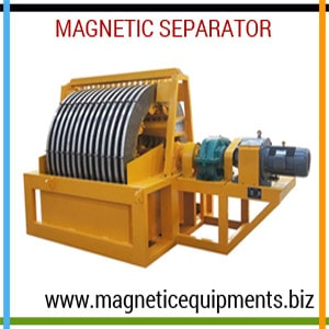 Magnetic Separator Manufacturer, Supplier and Exporter in Ahmedabad, Gujarat, India