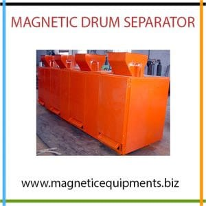 Magnetic Drum Separator Manufacturer, Supplier and Exporter in Ahmedabad, Gujarat, India
