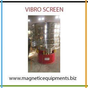Vibro Screen Manufacturer, Supplier and Exporter in Mumbai, Nagpur, Nanded, Nandurbar, Nashik, NavgharManikpur, NaviMumbai
