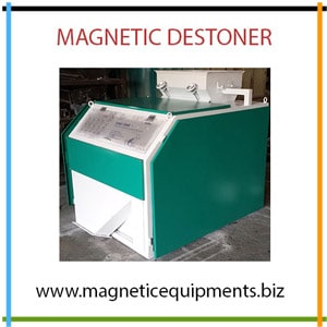 Magnetic Destroy Online Lowest Price Manufacturer and Supplier in Ahmedabad
